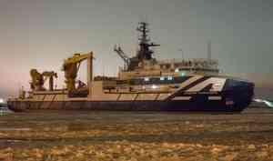 Северодвинская «Звездочка» начала испытания новейшего океанографического судна