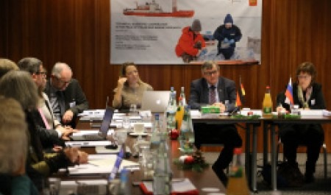 Возможности «АПУ» представлены российско-германской рабочей группе поморским иполярным исследованиям