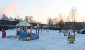 Подведены итоги работ по благоустройству территорий в Архангельской области