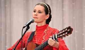 Православный автор-исполнитель Светлана Копылова впервые даст концерты в Архангельской области