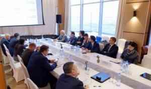 Судостроительный кластер Архангельской области: новые возможности