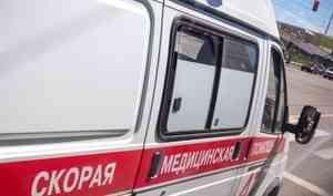 В Няндоме самосвал сбил 11-летнюю девочку