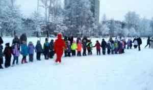 25 декабря состоялось торжественное открытие главной новогодней ёлки города