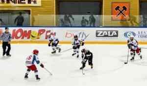 Юные архангельские хоккеисты разгромили ровесников из Чехии в международном турнире