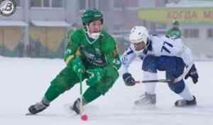 «Водник» начал 2019 год с победы в домашнем матче