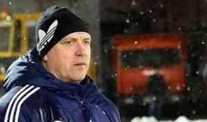 Эдуард Трифонов спустя пять лет вновь вошел в тренерский штаб «Водника»