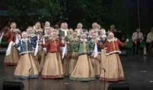 Северный хор представил новую программу «Рождественская сюита»