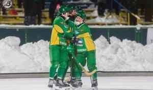 «Водник» всухую обыграл красногорский «Зоркий» и поднялся на третью строчку в чемпионате России