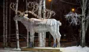 Около 9 тысяч туристов и более 40 тысяч экскурсантов приняло Поморье в новогодние праздники