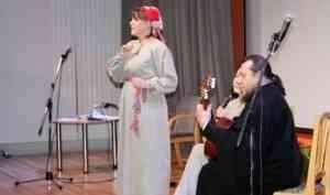 Священник Михаил Попов:  Творчество северных поэтов учит нас идти за Богом