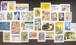 Дети рисуют Арктику: в Северодвинске состоялся региональный конкурс «Земля – наш общий дом»
