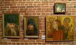 Вмузее художественного освоения Арктики имени Борисова открылась выставка «Владимир Щелин— художник ипутешественник»