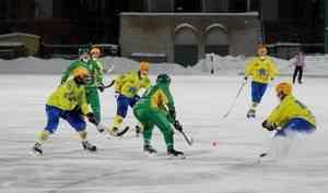 Игроки «Водника» в Сыктывкаре забили девять мячей «Строителю»