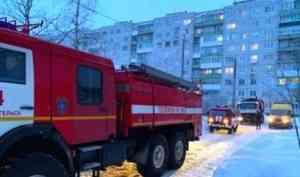 Причиной газового ЧП в девятиэтажке Архангельска стала неосторожность хозяйки жилья