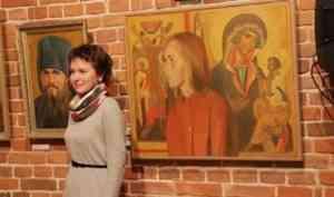 В Архангельске открылась выставка художника Владимира Щелина