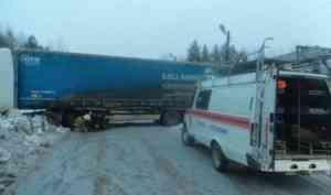 В ДТП в Котласском районе погибла тринадцатилетняя девочка