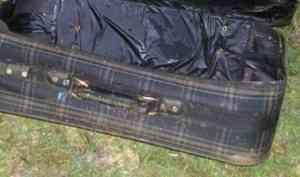 Следователи из Архангельской области и НАО ищут чемодан с телом жительницы Ухты