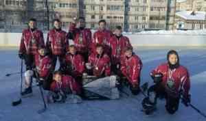 Коряжемский «Витязь» одержал победу на региональном этапе «Золотой шайбы»