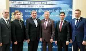 Александр Фролов: Стратегия развития региона будет рассмотрена областным Собранием