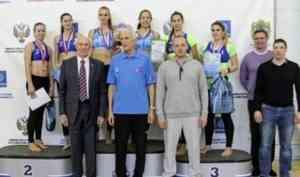 Елизавета Лудкова – серебряный призер Молодежного кубка России по волейболу