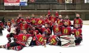 На региональном этапе «Золотой шайбы» победу одержал «Архангельск»