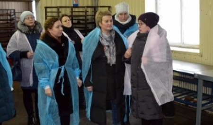 Екатерина Прокопьева посетила с рабочим визитом Каргопольский район