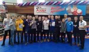 Боксеры из Архангельской области завоевали 12 медалей на чемпионате Северо-Запада