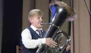В Архангельске стартует конкурс исполнителей на духовых и ударных инструментах