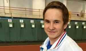 Стрелок Михаил Исаков – бронзовый призер международных соревнований