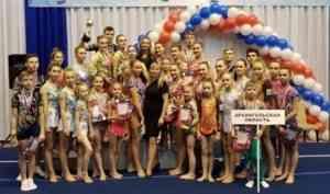 15 комплектов медалей завоевали акробаты Поморья на чемпионате и первенстве Северо-Западного федерального округа