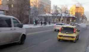 Автолюбителей хотят наказать штрафами за превышение скорости на 10-20 км/ч