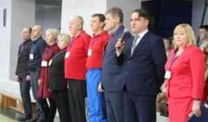 В САФУ прошел региональный этап Всероссийской олимпиады по физкультуре