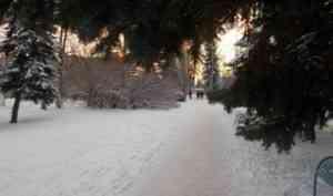 Синоптики прогнозируют в Архангельской области «температурные качели»