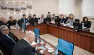 Проректор САФУ по международному сотрудничеству обсудил с коллегами из Ассоциации ведущих вузов России программы двойных дипломов