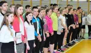 «Олимпийский» марафон продолжается: почти 120 школьников Поморья участвуют в турнире по физкультуре