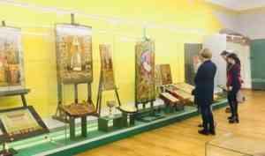 В Гостиных дворах дали старт празднованию векового юбилея трех музеев Поморья