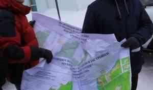 Жители Ленского района сообщают о новом обсуждении проекта на станции Шиес