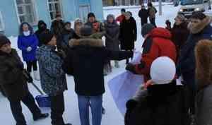 Жители Урдомы сообщили о внезапном обсуждении с ними проекта нового генплана