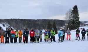 В Архангельской области отметили День зимних видов спорта