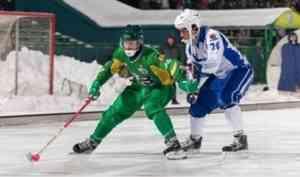 Архангельский «Водник» обыграл казанское «Динамо» 9:2