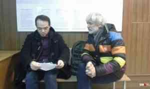 «Бог поругаем не бывает»: следим онлайн, как в Северодвинске судят пенсионера за репост мемов