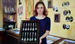 Лжица и копоушка: выставку необыкновенных ложек покажут архангелогородцам