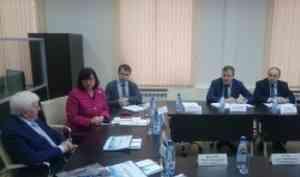 Делегация ЦНИИ КМ «Прометей» посетила САФУ