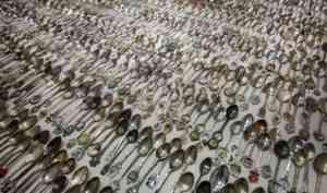 В Архангельске откроется выставка необыкновенных ложек