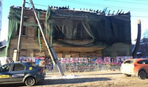 «Сносить нельзя реставрировать». Что делать с памятниками Архангельска?