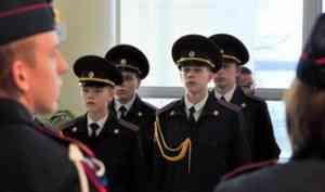 Выправка и стать: в Архангельске проходит смотр-конкурс почетных караулов