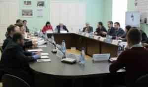 Проект создания НОЦ «Новые материалы и технологии для Арктики» обсудили с представителями ЦНИИ КМ «Прометей»