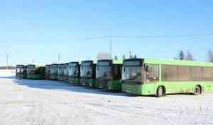 В Архангельске появится больше рейсов маршрута №9