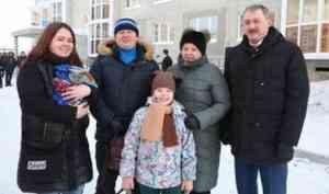 207 архангелогородцев переедут в социальный дом на Московском проспекте