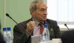 Борис Фармаковский: Перспективы создания НОЦ вАрхангельске радужные